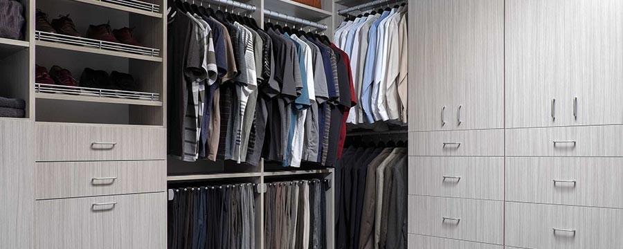 closets - Custom Closet Organizers